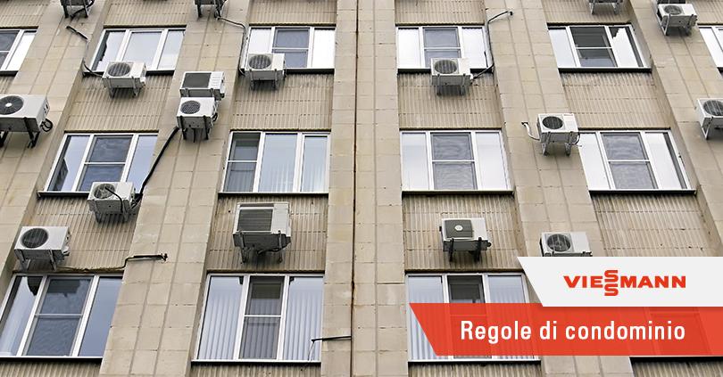 Condizionatore in appartamento e normativa di riferimento