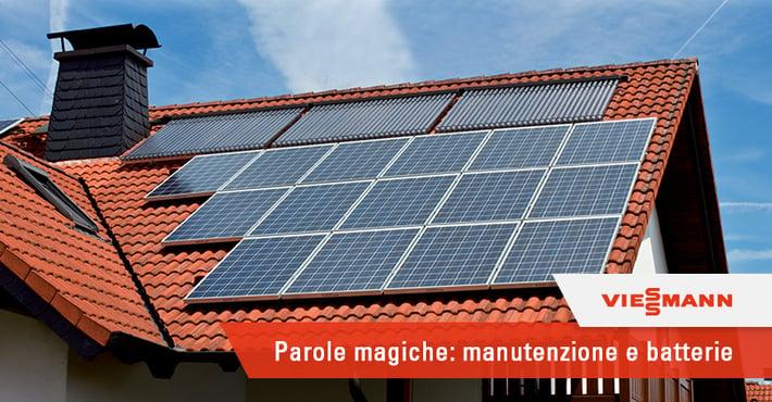 Resa Pannelli Fotovoltaici, come Aumentarla