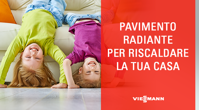 Pavimento Radiante per Riscaldare la Tua Casa