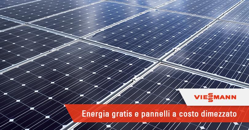 Pannelli Fotovoltaici: Riduci il Costo con le Detrazioni