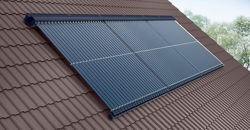 Riscaldamento con pannello solare: da dove iniziare