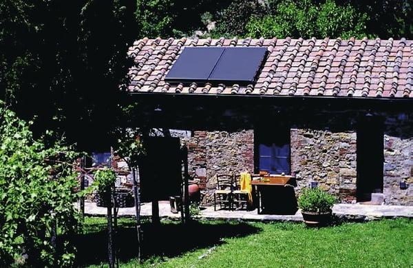 Pannello Solare Termico Fino : Pannello solare termico piano o sottovuoto