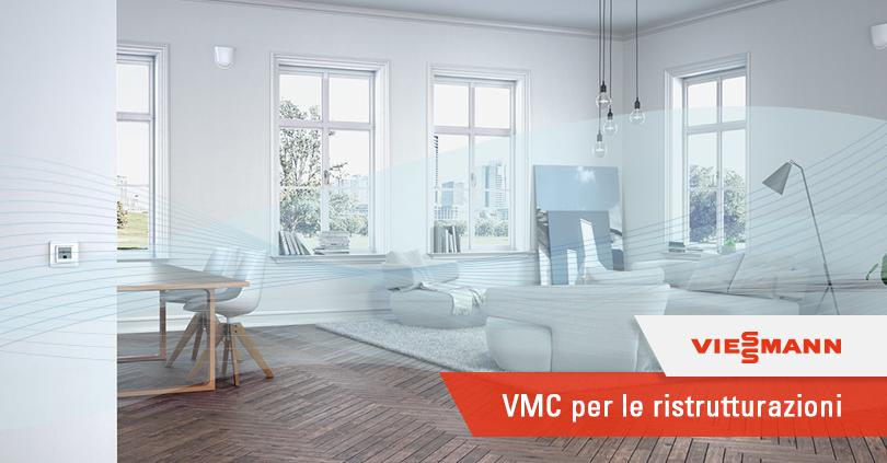 Ventilazione meccanica controllata per una stanza sola: si può fare?