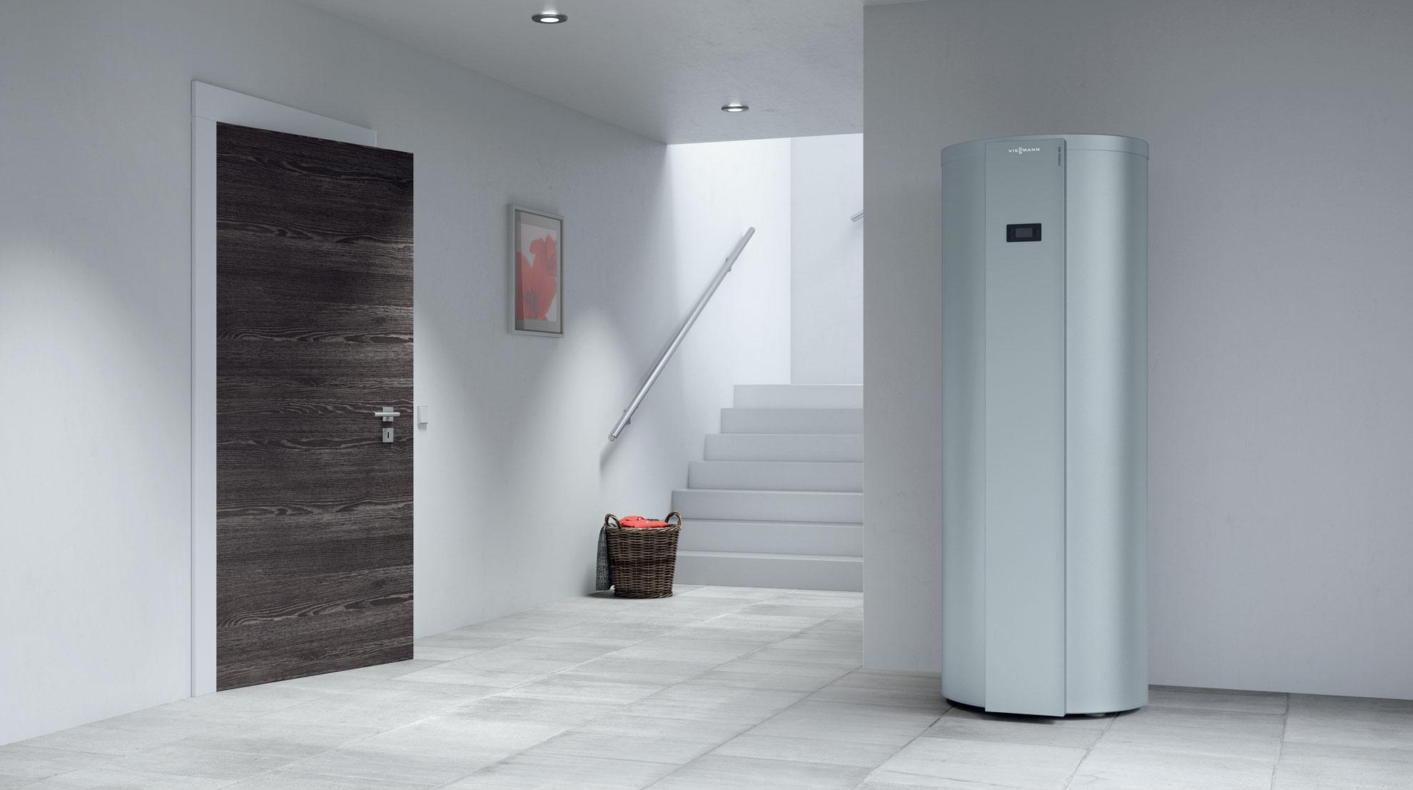 Pompa Di Calore Per Bagno pompa di calore per acqua calda sanitaria: è efficiente?