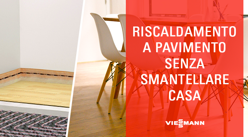 Riscaldamento a pavimento senza smantellare casa - Incollare piastrelle su pavimento esistente ...