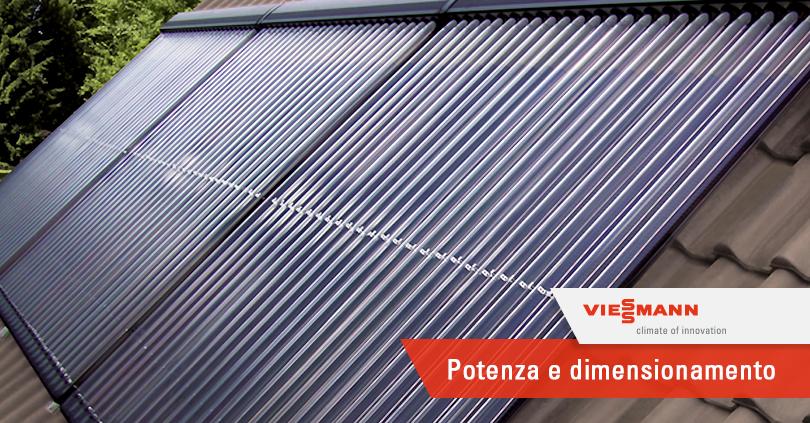 Pannello Solare Termico Potenza : Risparmio energetico e riscaldamento efficiente