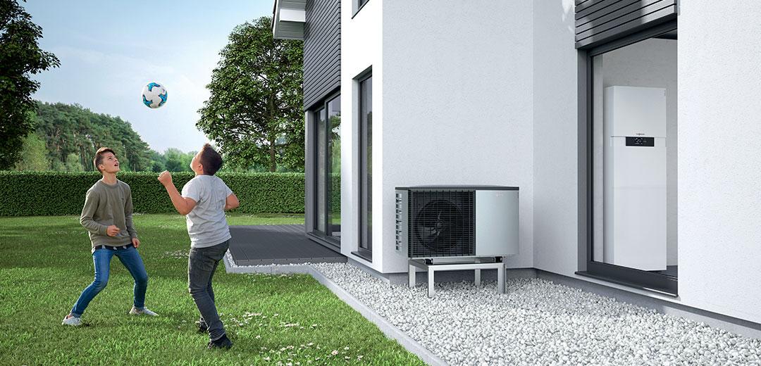 Pompe Di Calore Efficienza E Sostenibilita Per La Tua Casa